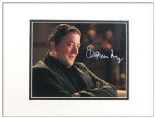Stephen Fry Autograph Signed Photo